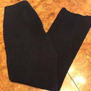 Ralph Lauren Black Pants size 8 /New no Tags